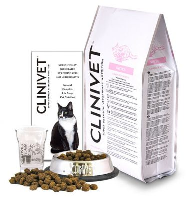 CLINIVET Kitten - Pentupaketti kissoille