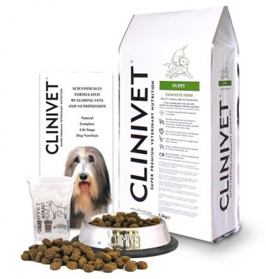 CLINIVET - täysravinnot koirille