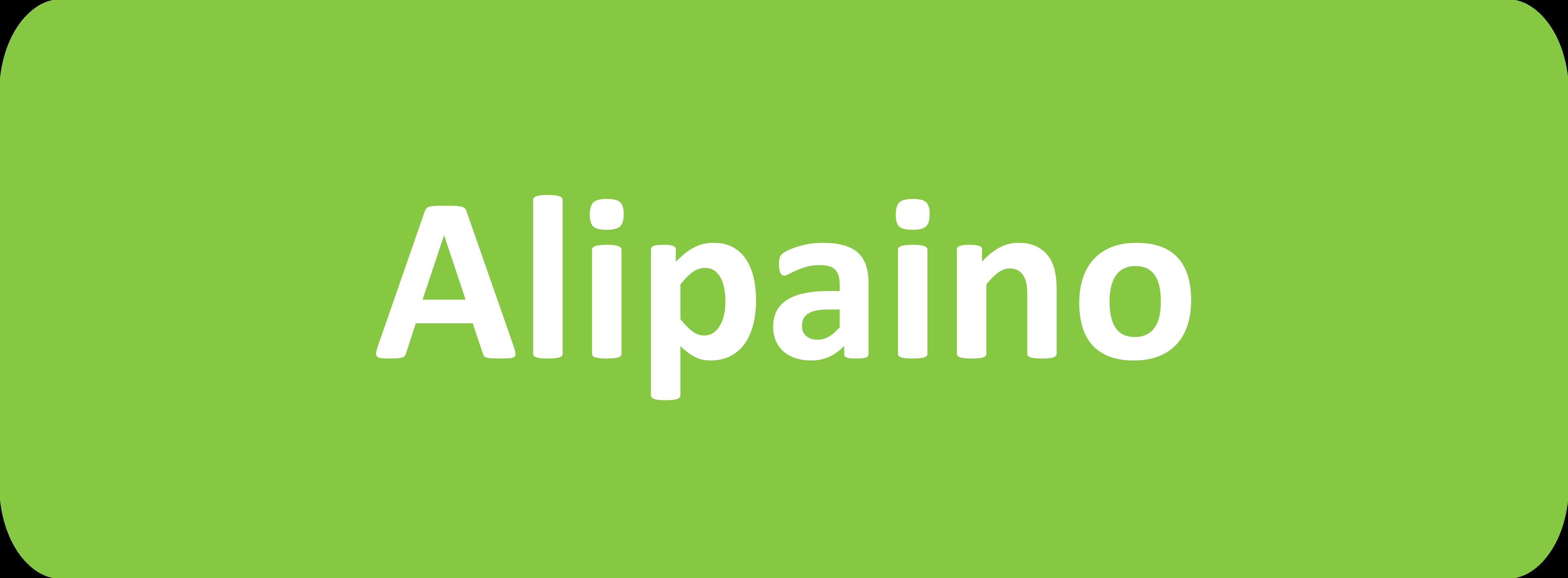 Alipaino