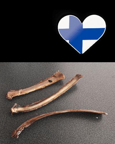 Suomalaiset puruluut koiralle